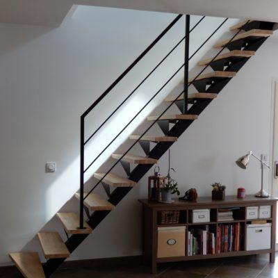 Fabricant escaliers Loir-et-Cher : EC Design, la meilleure qualité artisanale au juste prix