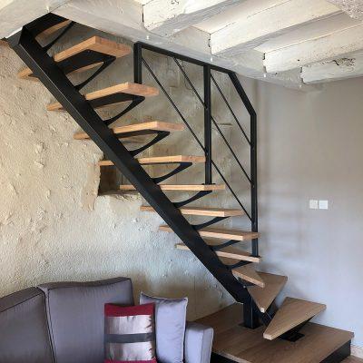 Escalier Fontaine-les-Côteaux