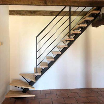 Escaliers Villiersfaux