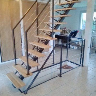 Escalier St-Claude de Diray