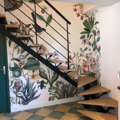 Escalier Areisnes
