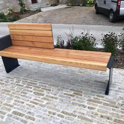 Mobilier urbain Villiers sur Loir