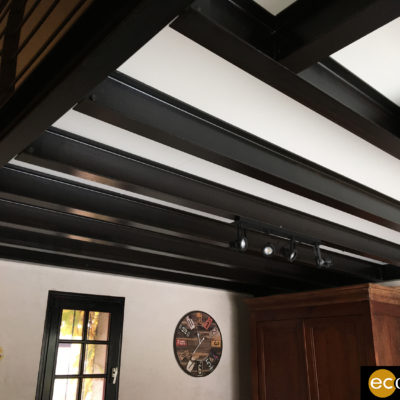 Mezzanine acier brut Vendôme