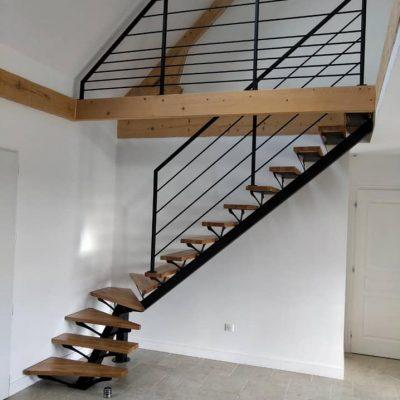 Escalier Onzain