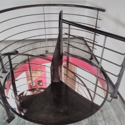 Escalier colimaçon Faye 1