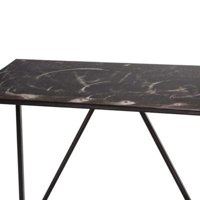 console métal effet industriel fabricant mobilier loir et cher EC Design à Vendôme