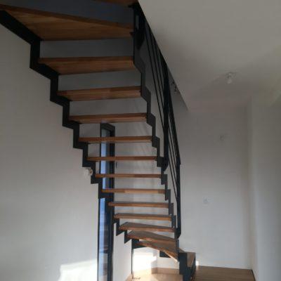 fabricant escalier bois métal loir et cher EC Design fabricant d'escaliers Loir-et-Cher Vendôme