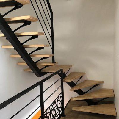 Escalier Blois photo 1