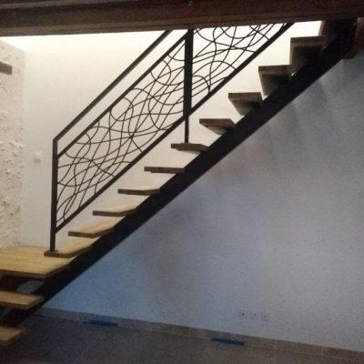 Escalier La-Chaussée-Saint-Victor 2