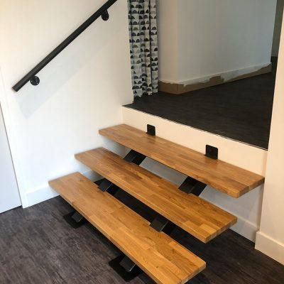 Escalier La-ville-aux-Clercs