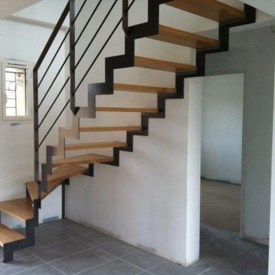 Escaliers cannelés Fabricant escaliers Vendôme Loir et Cher