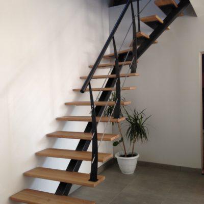 Fabricant d'escalier bois métal Vendôme Loir et Cher