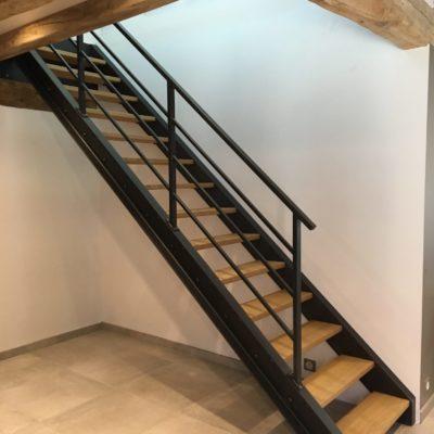 fabricant d'escalier métal eiffel Loir-et-Cher Vendôme