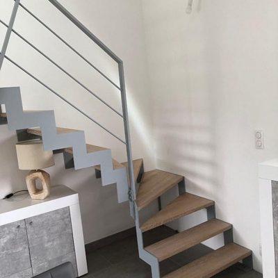 Escalier Montoire photo 1