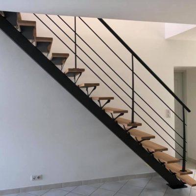 Escalier Morée photo 1