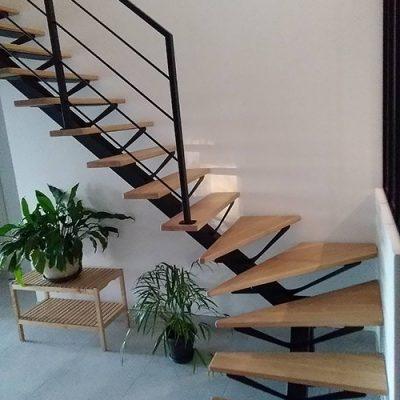Escalier Orchaise photo 1