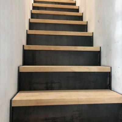 Escalier Selomnes