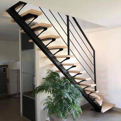 Escalier Saint-Claude-de-Diray photo 1