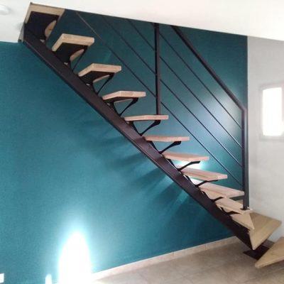 Escalier Saint-Pierrre-des-Corps