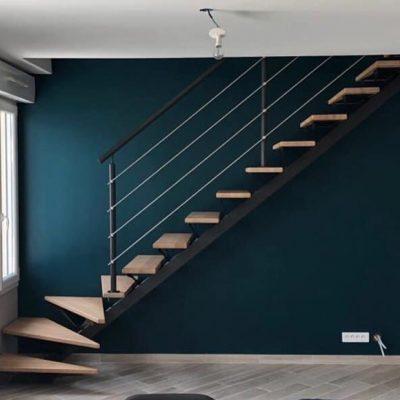 Escalier Villeromain