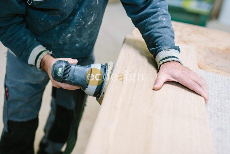 Fabrication marches escalier EC Design