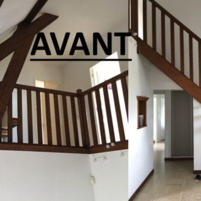 home stagging escalier loir et cher création ec design artisan fabricant d'escaliers