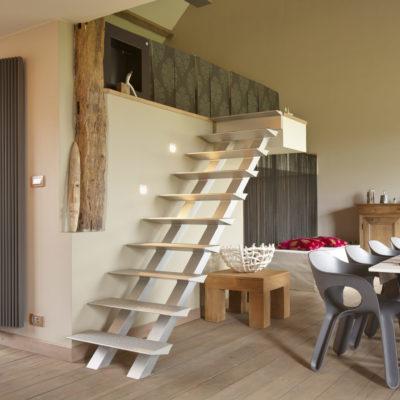 Escalier design Graah fabricant d'escalier Loir-et-Cher Vendôme