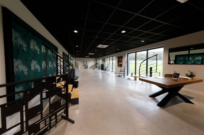 Showroom intérieur EC Design n1