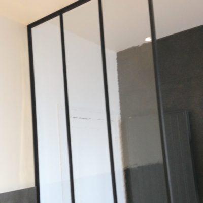 verrière loft fabrication artisanale EC Design Vendôme Loir-et-Cher