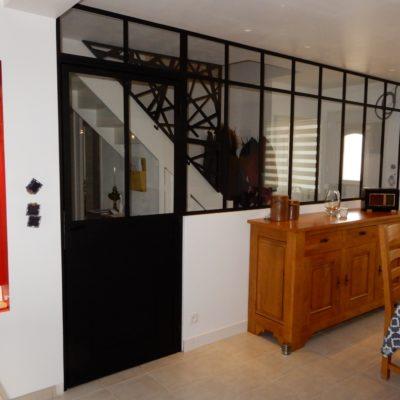 EC Design artisan fabricant de verrières noires
